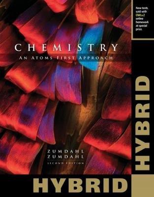 Chemistry - An Atoms First Approach (Paperback, Hybrid Edition of 2nd revised ed): Steven S. Zumdahl, Susan Zumdahl