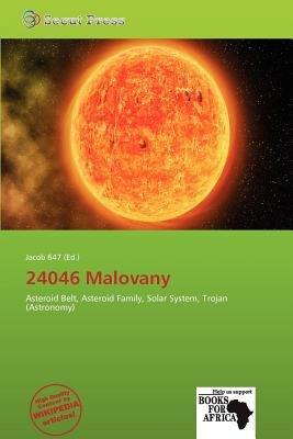 24046 Malovany (Paperback): Jacob 647