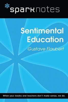 Sentimental Education (Sparknotes Literature Guide) (Electronic book text): Spark Notes, Gustave Flaubert