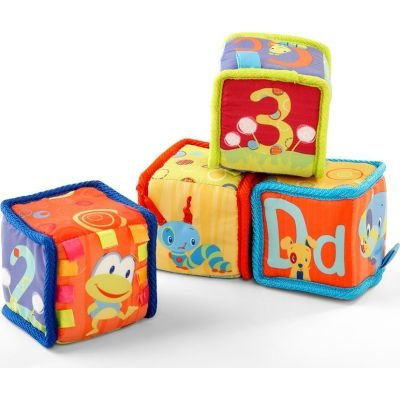 Bright Starts Grab and Stack Blocks: