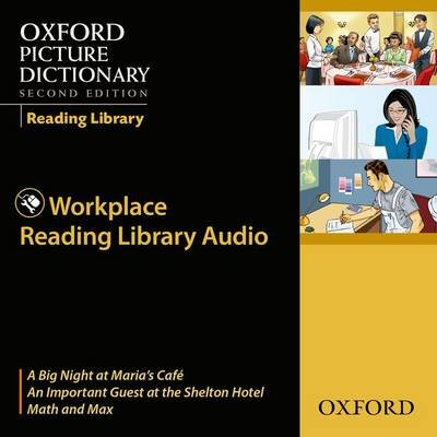 Oxford Picture Dictionary 2nd Edition Reading Library Academics CD (Standard format, CD, 2 Rev Ed):