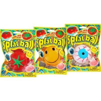 Ja Ru Emoji Splat Ball Supplied Ball May Vary Toys Buy Online