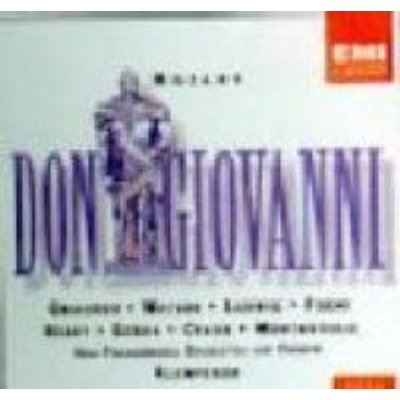 Mozart - Don Giovanni (CD): New Philharmonia Chorus & Orchestra