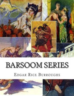 Barsoom Series (Paperback): Edgar Rice Burroughs
