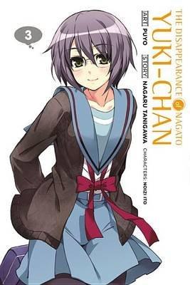 The Disappearance of Nagato Yuki-Chan, Vol. 3 (Electronic book text): Nagaru Tanigawa