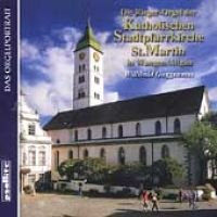 Willibald Guggenmos - Plays Rieger Organ of St Martin in Wangen (CD): Willibald Guggenmos