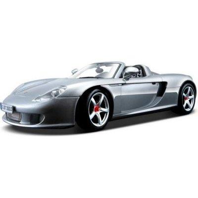 Maisto Die Cast Vehicle Porsche Carrera Gt 1 18 Toys Buy