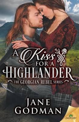 A Kiss for a Highlander (Paperback): Jane Godman