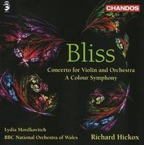 Various Artists - Concerto for Violin and Orchestra (Hickox, Bbc No Wales) (CD): Sir Arthur Bliss, BBC National Orchestra Of...