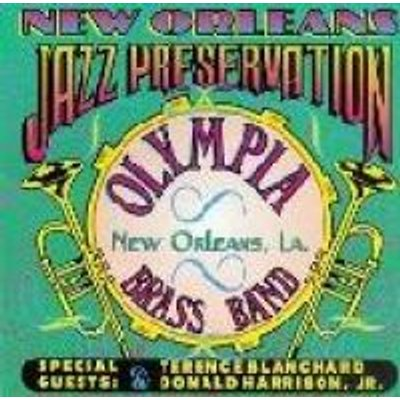 Olympia Brass Band - New Orleans Jazz Preservation (CD): Olympia Brass Band