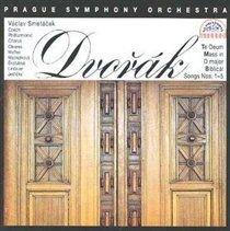 Various Artists - Choral Works (Smetacek, Prague So) (CD): Prague Symphony Orchestra, Vaclav Smetacek, Antonin Dvorák, Czech...