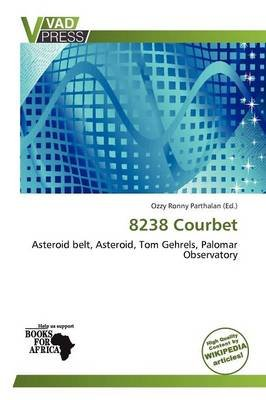 8238 Courbet (Paperback):