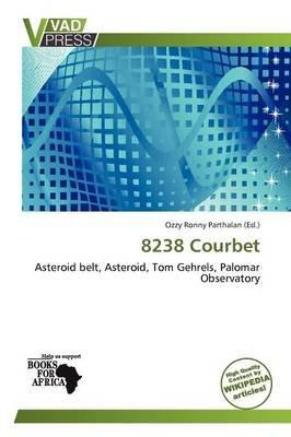 8238 Courbet (Paperback):