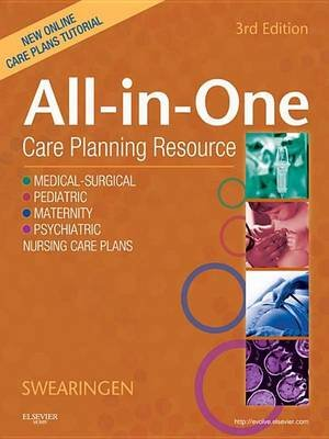 All-In-One Care Planning Resource (Electronic book text, 3rd ed.): Pamela L. Swearingen