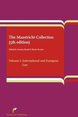 The Maastricht Collection (5h edition) - Volumes 1-4 (Paperback): Sascha Hardt