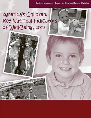 America's Children - Key National Indicators of Well-Being 2013 (Paperback): Federal Interagency Forum On Child and F