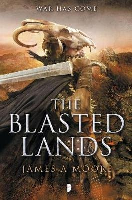 The Blasted Lands (Electronic book text): James A. Moore