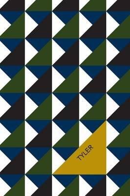 Etchbooks Tyler, Qbert, College Rule (Paperback): Etchbooks