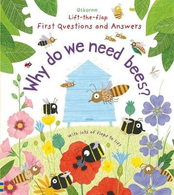 Why Do We Need Bees? (Board book): Katie Daynes