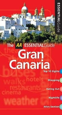 AA Essential Gran Canaria (Paperback, 3rd Revised edition):