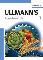 Ullmann's Agrochemicals, 2 Volumes (Hardcover): Wiley-VCH