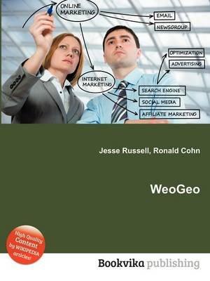 Weogeo (Paperback): Jesse Russell, Ronald Cohn
