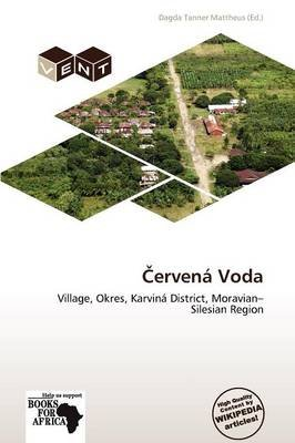 Erven Voda (Paperback): Dagda Tanner Mattheus
