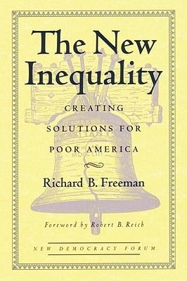 The New Inequality (Paperback): Richard Freeman