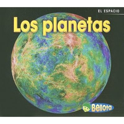 Los Planetas (English, Spanish, Paperback): Charlotte Guillain