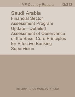 Saudi Arabia - Financial Sector Assessment Program Update-Detailed Assessment of Observance of the Basel Core Principles for...