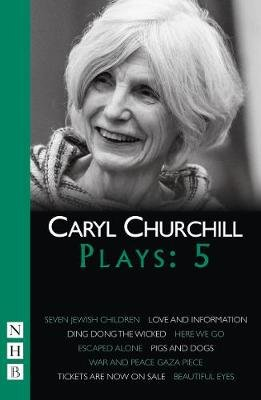 Caryl Churchill Plays: Five (Paperback): Caryl Churchill