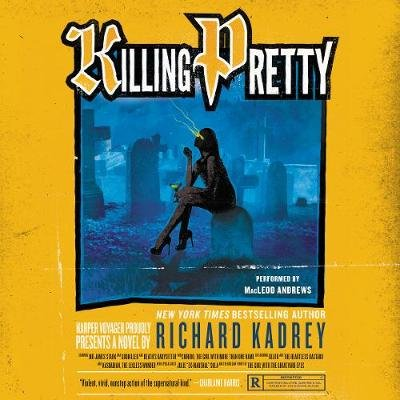 Killing Pretty - A Sandman Slim Novel (Downloadable audio file): Richard Kadrey