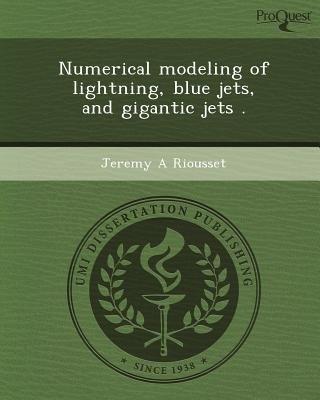 Numerical Modeling of Lightning (Paperback): Jeremy A Riousset