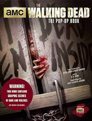 Walking Dead: The Pop-Up Book (Hardcover): Perry