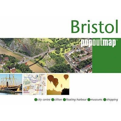 Bristol (Sheet map, New edition): Map Group