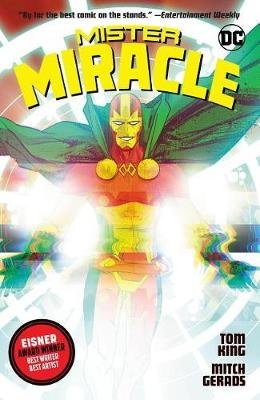 Mister Miracle - The Complete Series (Paperback): Tom King