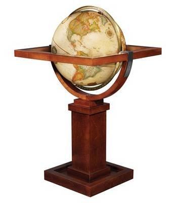 The Wright (Globe / planisphere):