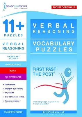 11+ Puzzles Vocabulary Puzzles Book 1 (Paperback):