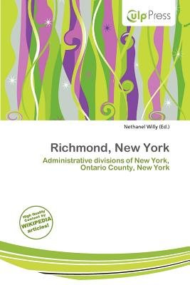 Richmond, New York (Paperback): Nethanel Willy
