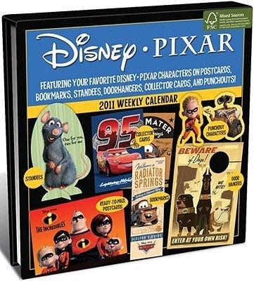 Disney Pixar Calendar (Calendar, 2011): Andrews McMeel Publishing
