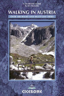 Walking in Austria (Electronic book text): Kev Reynolds