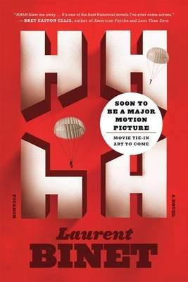 Hhhh (Paperback): Laurent Binet
