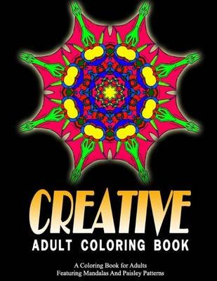 Creative Adult Coloring Books, Volume 19 - Women Coloring Books for Adults (Paperback): Jangle Charm