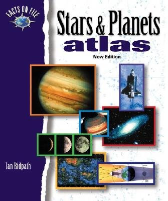 Stars and Planets Atlas (Hardcover, 3rd): Ian Ridpath