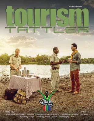 Tourism Tattler July 2014 (Paperback): Desmond Langkilde