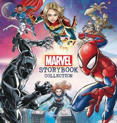 Marvel Storybook Collection (Hardcover): Marvel Press Book Group