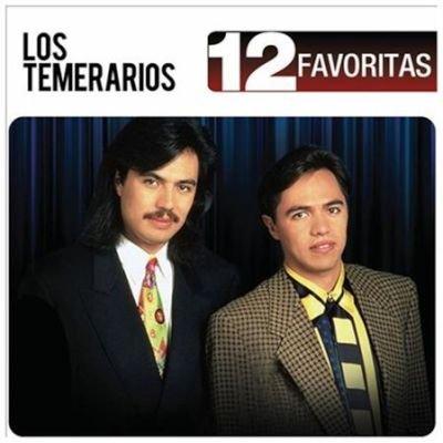 12 Favoritas:los Temerarios CD (2014) (CD): Los Temerarios