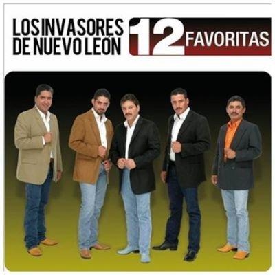 12 Favoritas:los Invasores De Nuevo L CD (2014) (CD): Los Invasores De Nue