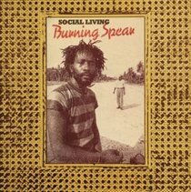 Burning Spear - Social Living/Living Dub (CD): Burning Spear