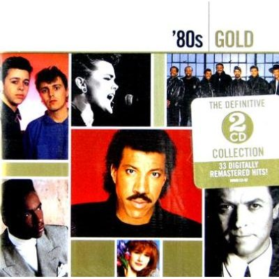 Various - Gold: 80's CD (2006) (CD): Various